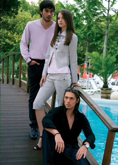a�smove, by Ariston S. Collection Spring/Summer 2009 - BulgarianTextile.com