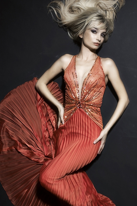 Галинел Galinel Fashion House - Prom Dresses 2009