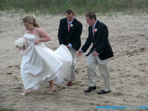Български Текстил CULTURAL EXCHANGE: AMERICAN CAPE COD STYLE WEDDING - PART 3