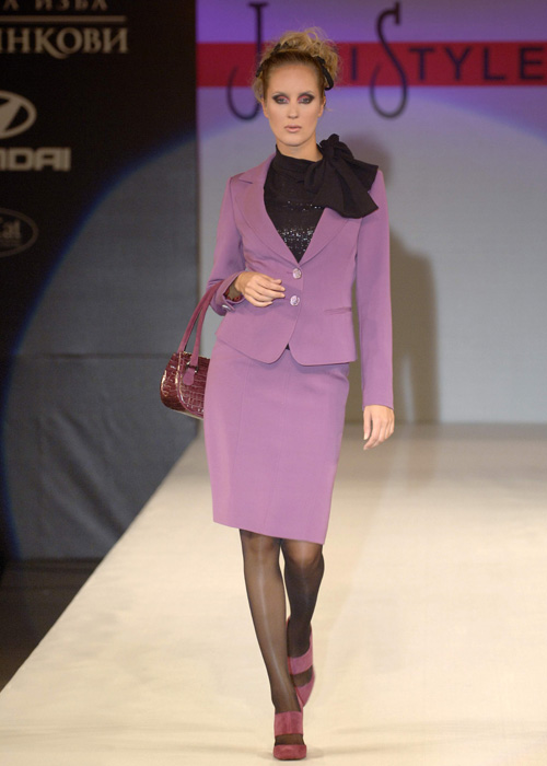 Жени Стил Extravagant Winter - Collection Fall/Winter 2009/2010 - Part 1