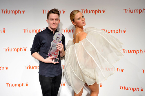 Triumph Inspiration Award 2009