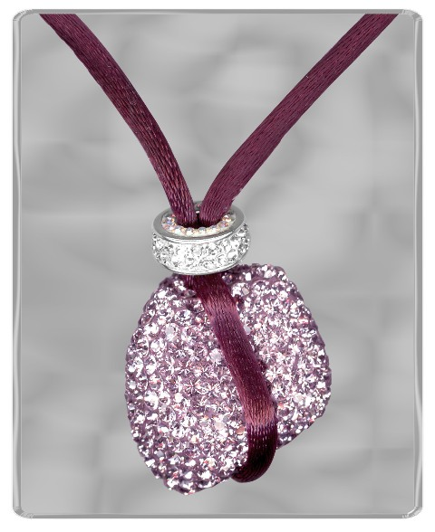 КРИСТА ЕЛ CRYSTAL EVOLUTION - High Fashion Crystallized Jewelry collection!