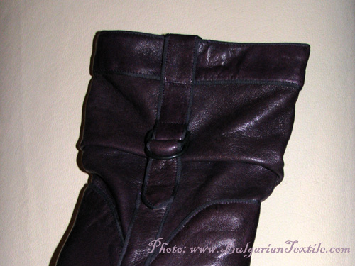 Winter Must-Haves Purple Boots