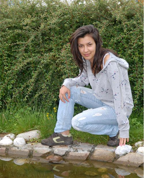 Street Fashion Jeans & Switcher
