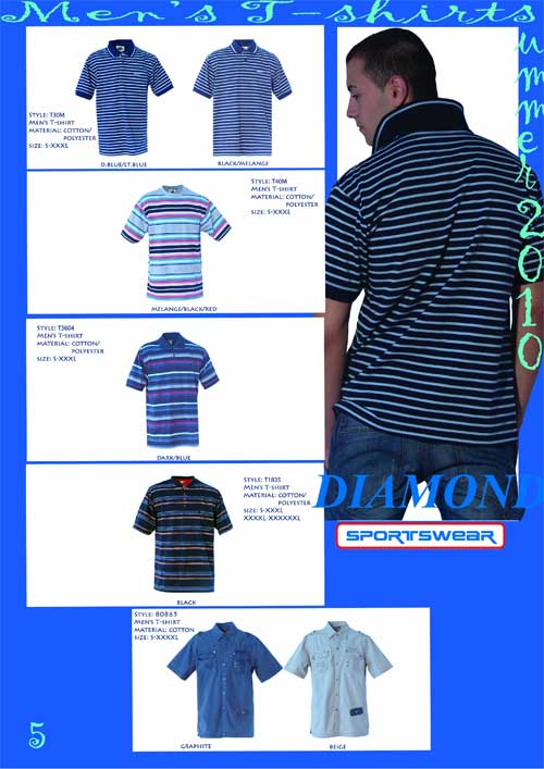 DIAMOND SPORT Spring - Summer 2010