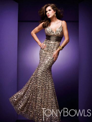 Ла Фем Prom dress 2010
