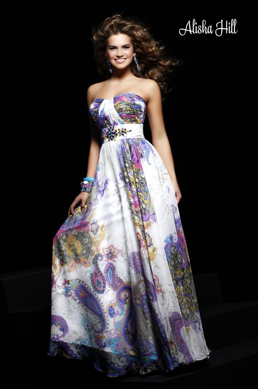 Prom dress 2010 - BulgarianTextile.com