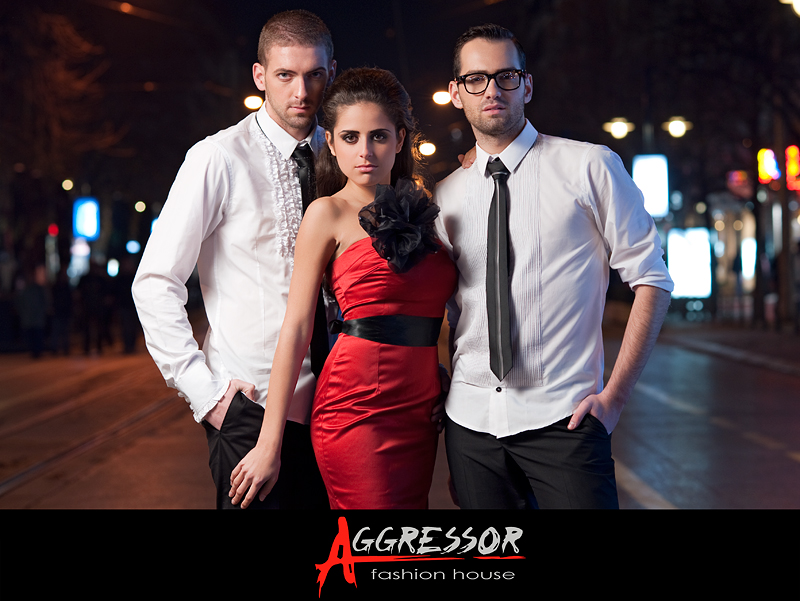 Aggressor Collection   2010