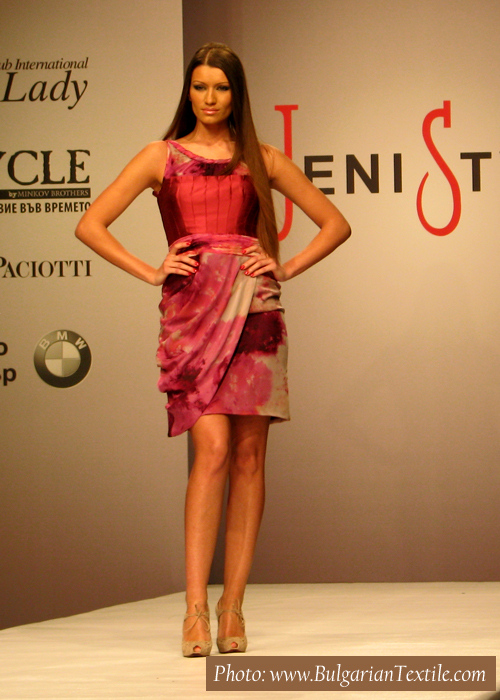 Жени Стил Collection Spring Summer 2011 EUPHORY by Jeni Style