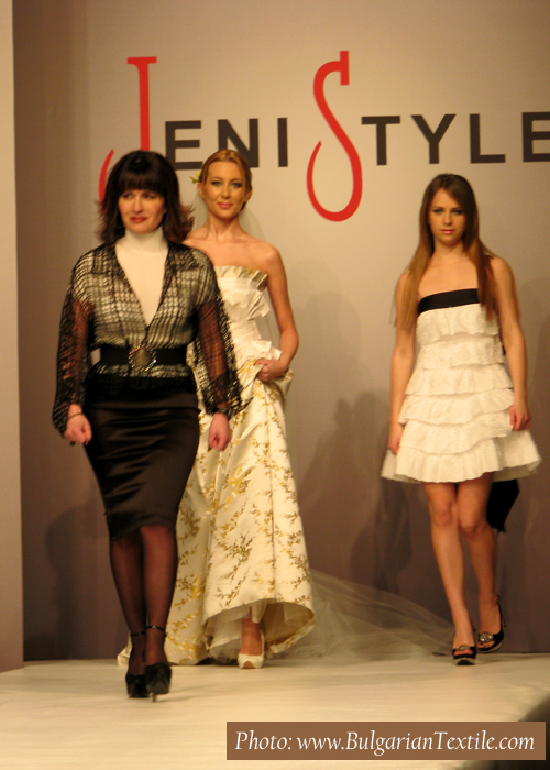 Жени Стил Collection Spring Summer 2011 EUPHORY by Jeni Style - part III