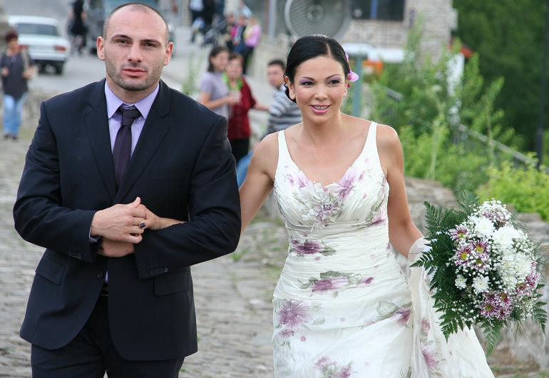 Брайдал Фешън ООД Juliana Doncheva weds in Pronovias dress from Bridal Fashion