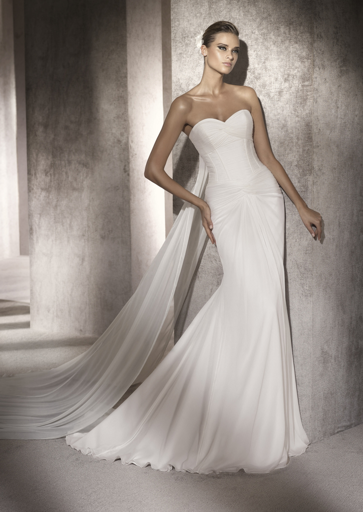 Bridal Fashion Wedding Dress Collection 2012 - BulgarianTextile.com