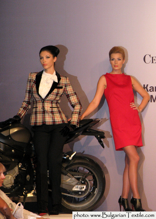COLLECTION FALL - WINTER 2011/ 2012 RED AND BLACK BY JENI STYLE - PART I - BulgarianTextile.com
