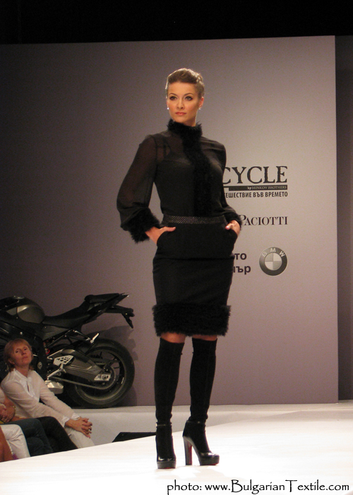 Жени Стил COLLECTION FALL - WINTER 2011/ 2012 RED AND BLACK BY JENI STYLE - PART I