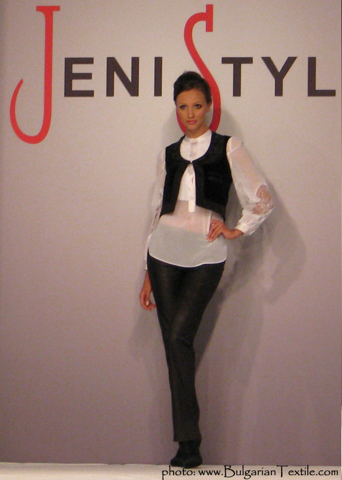 Жени Стил COLLECTION FALL - WINTER 2011/ 2012 RED AND BLACK BY JENI STYLE - PART II