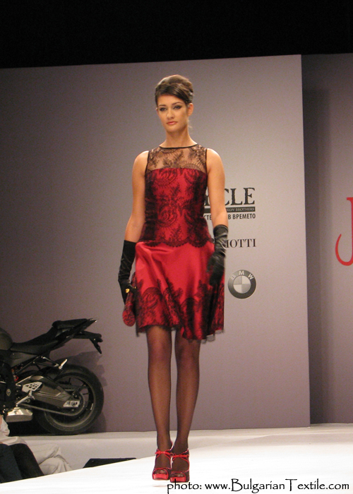 Жени Стил COLLECTION FALL - WINTER 2011/ 2012 RED AND BLACK BY JENI STYLE - PART III
