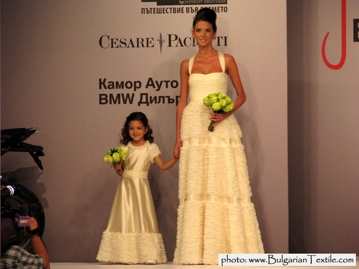 COLLECTION FALL - WINTER 2011/ 2012 RED AND BLACK BY JENI STYLE - WEDDING GOWNS - BulgarianTextile.com