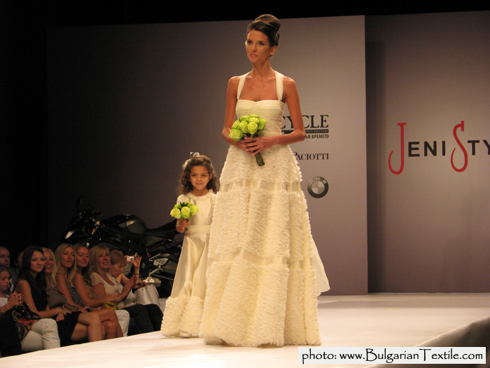 Жени Стил COLLECTION FALL - WINTER 2011/ 2012 RED AND BLACK BY JENI STYLE - WEDDING GOWNS