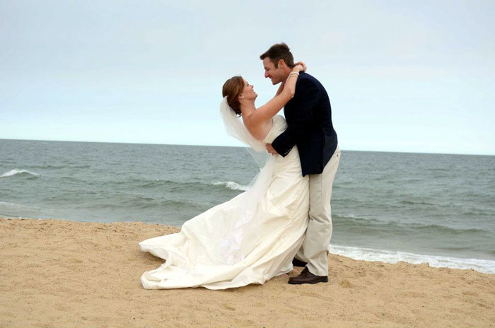 Български Текстил An unforgettable seaside wedding on the Cape - Part II
