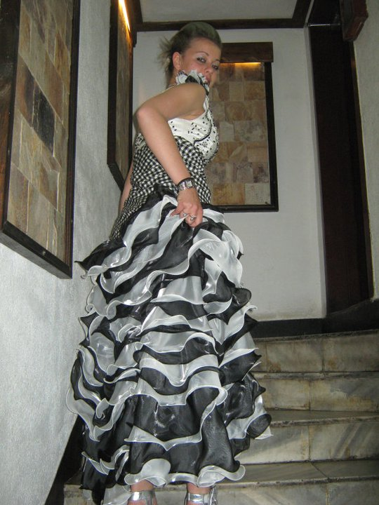 Galyafashion - Galya Stoichkova Kollektion  Sommer 2011