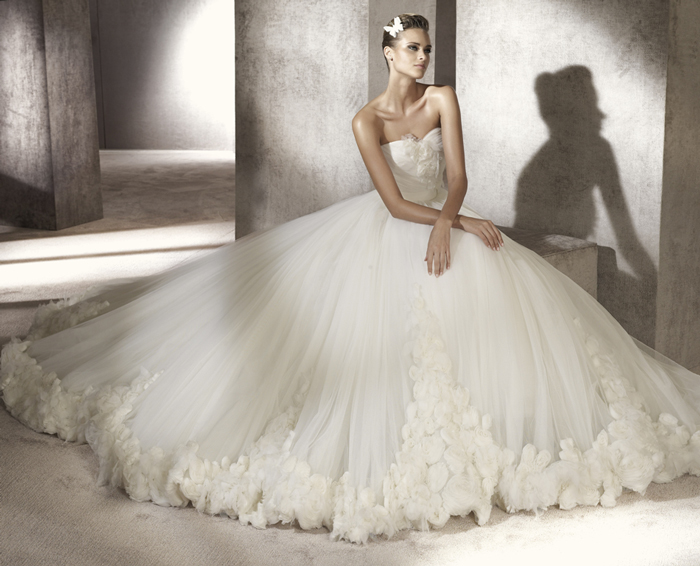 Bridal Fashion Wedding Collection  - BulgarianTextile.com