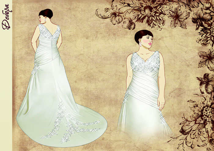 Ателие Воала! Fashion Collection for Future Brides by Atelier Voila!