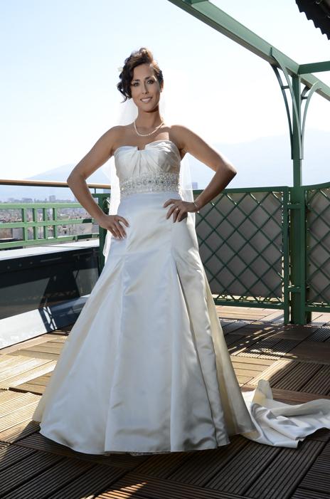 Български Текстил Fairy tale wedding