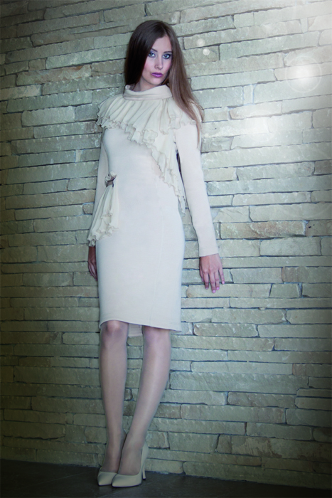 COMMING SOON: The newest collection by Fashion House Jeni Style autumn - winter 2012- 2013 - BulgarianTextile.com