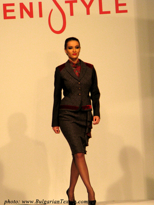 Жени Стил Jeni Style presented her newest collection FW 2012-2013 - Part 1