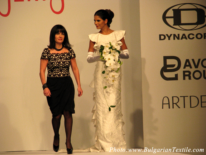 Жени Стил Jeni Style presented her newest collection FW 2012-2013 - Bridal