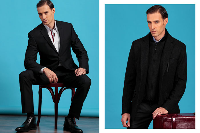 Frant Collection Fall Winter 2012-2013 - BulgarianTextile.com