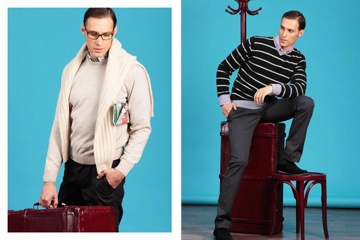 Франт ООД Мъжка Мода Frant Collection Fall Winter 2012-2013