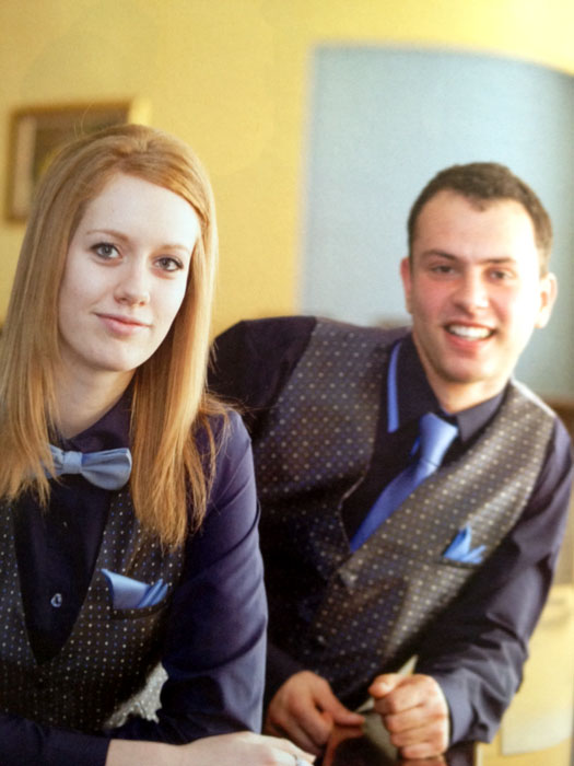 Work attire (UNIFORMS) - BulgarianTextile.com
