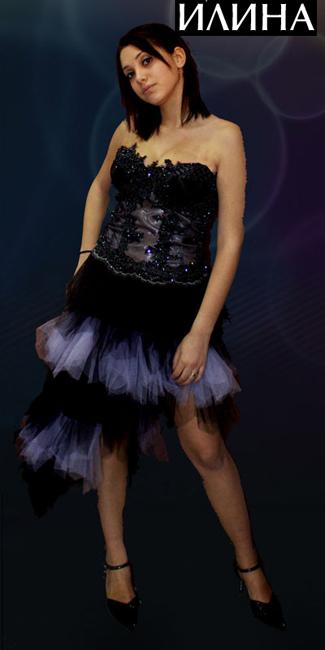 Български Текстил Line of prom fashion house Ilina