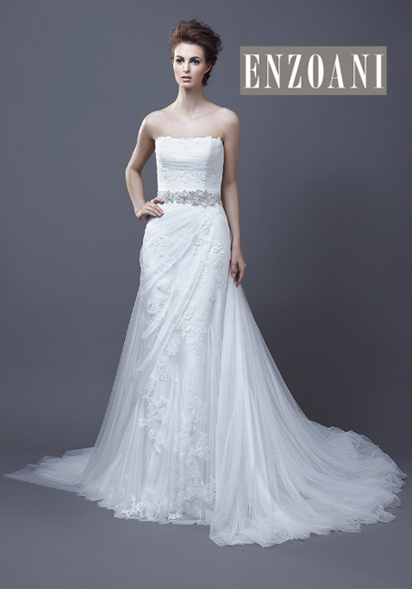 Брайдал Фешън ООД Enzoani ollection of Bridal Dress