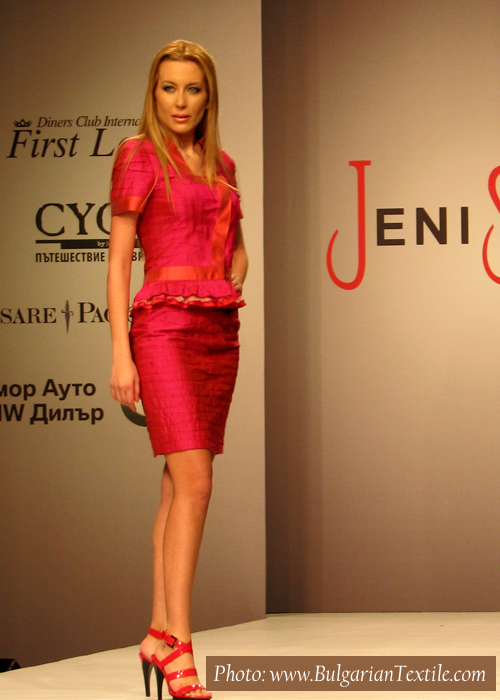 Светлана Григорова Bulgarian Fashion in the style of Jackie Kennedy