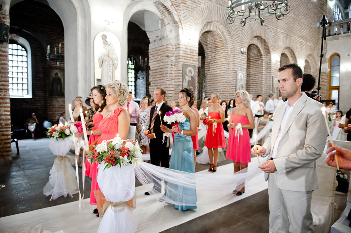 Агенция Деси Банова Summer Weddings