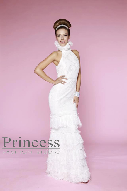 Princess Fashion Studio Jana Yaneva for Miss Universe 2012