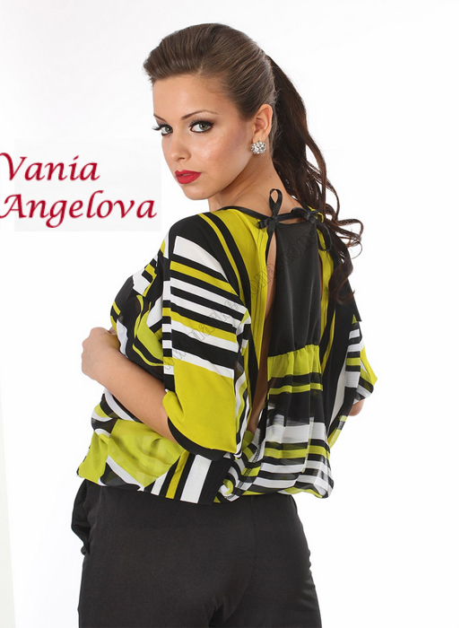 Ваня Ангелова New proposals by Vanya Angelova Collection in April 2013.