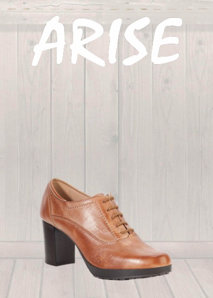 ARISE SHOES Kollektion  Herbst/Winter 2015