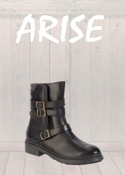 ARISE SHOES Collection  Automne/Hiver 2015