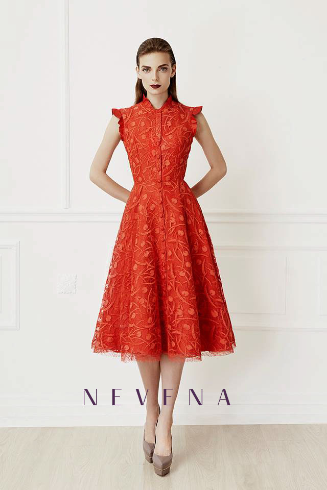 Nevena fashion Коллекция   2014