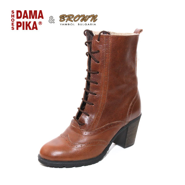 Dama Pika & Brown Collection   2015