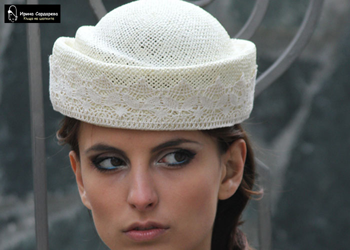 Irina Sardareva House of Hats Kollektion   2015
