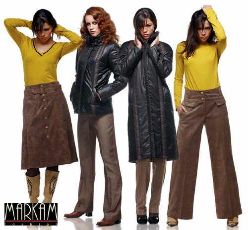 Маркам Фешън AUTUMN/WINTER 2010/2011