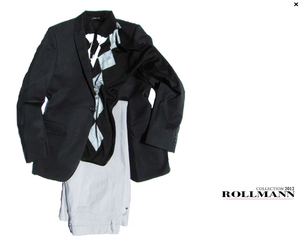 ROLLMANN Collection   2012