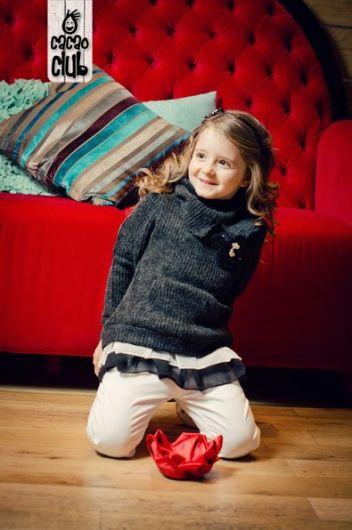 Cacao Club - детски дрехи и обувки COLLECTION 2015