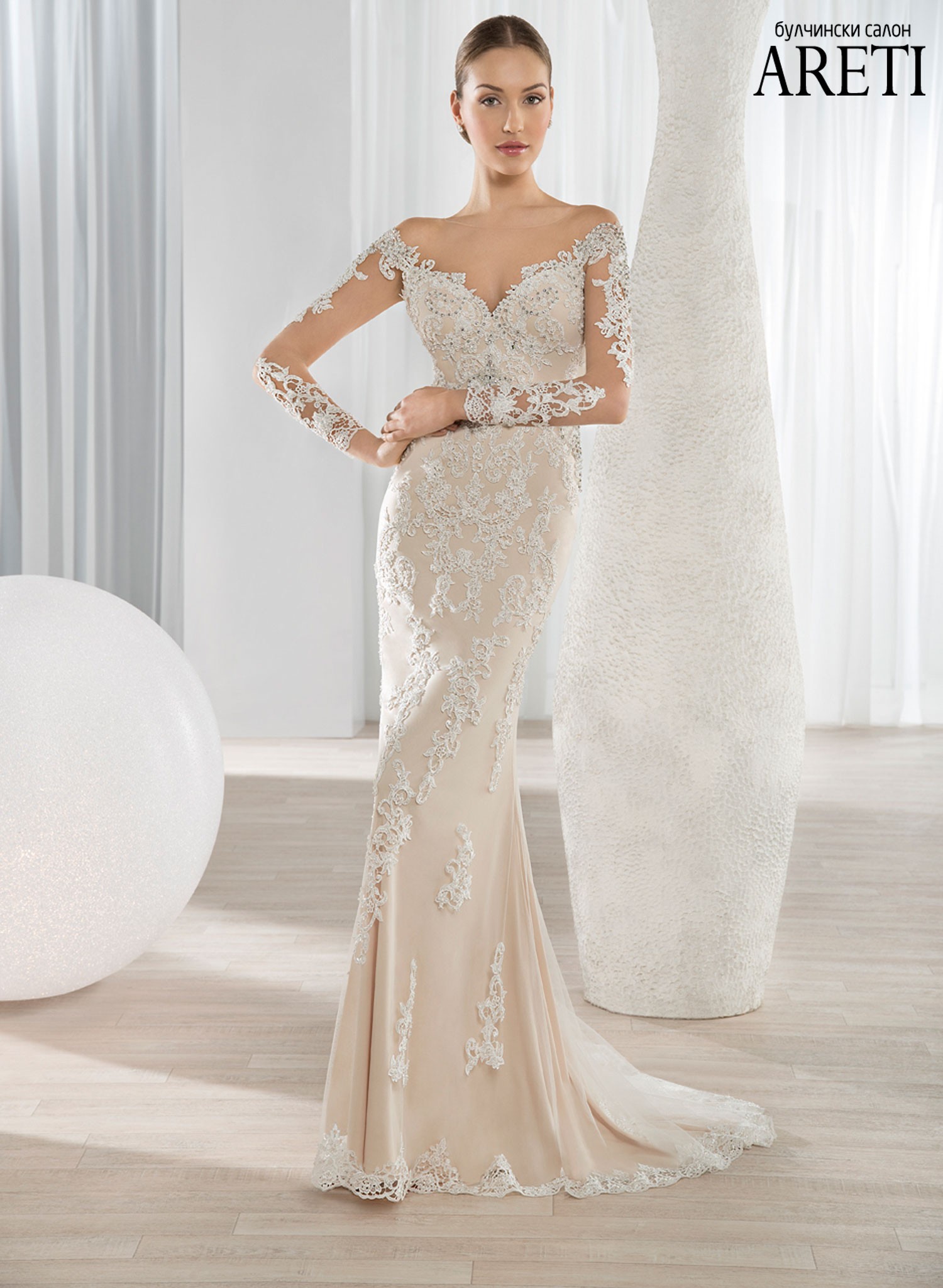 ARETI-WEDDING SALON Collectie   2015