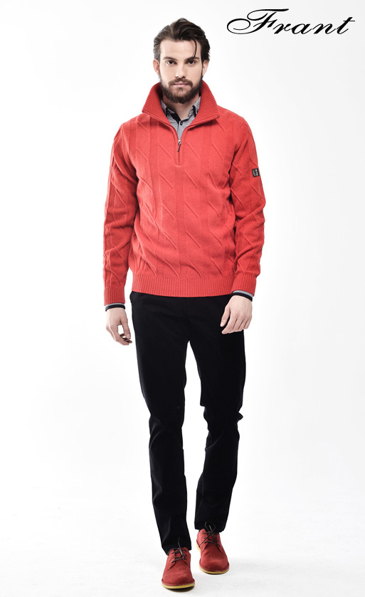 Frant Ltd Men's Fashion Kollektion  Efterår/Vinter 2015