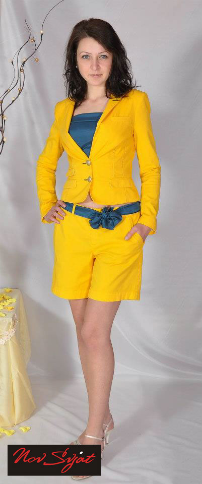 ТПК Нов свят Colours SPRING-SUMMER 2015
